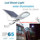 Solar Street Light 150W LEDOutdoor Pathway Parking Lot  Light Dusk to Dawn