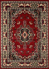 Home Dynamix Premium 7069-202 Red Area Rug