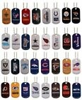 NFL team logo metal DOG TAG official licensed PICK YOUR TEAM free shipping!