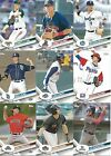 2017 Topps Pro Debut Baseball Base cards - Complete Your Set !!!