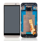 htc one lcd repair - LCD Display Touch Digitizer Repair for HTC one M8/one M9 with Frame