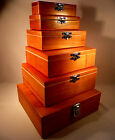 Deluxe WOLF ROLLING BOXES STASH BOX wood wooden smokers smoking tokers gift xmas