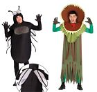 Adult Fly Costume Fancy Dress Funny Novelty Stag Night Outfit Halloween Unisex