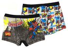 Spider-Man Two Pack Boxers Trunks Underwear Ex Store Item 18-24M to 11-12Y