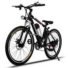 Electric Mountain Bike with 26 Inch Wheel,  Battery (36V 250W),3 Variations
