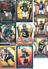 2014 Bowman Chrome Football Inserts - Pick the ones you want !!
