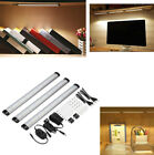 Dimmable Kitchen 3pcs Led Under Cabinet Counter Light Bar Bright Wall Lamps