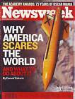 NEWSWEEK 24 MARCH 2003  MAGAZINE WHY AMERICA SCARES THE WORLD