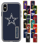 Official NFL Case For Apple iPhone X - 3D Design Drop Shock Proof Armor Cover