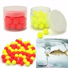 30X Floating Fishing Lure 12mm Artificial Carp Baits Flavor Feeder Pellet Tackle