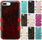 Apple iPhone 6 PLUS IMPACT TUFF GEL Flakes HYBRID Protector Case Skin Covers