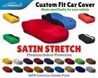 SATIN STRETCH INDOOR CUSTOM FIT CAR COVER for VW RABBIT
