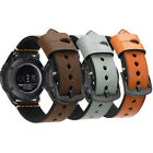 Soft Genuine Leather Watch Band Strap For Samsung Gear S3 Classic/Frontier 22MM image