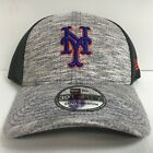New York Mets Cap New Era 39Thirty Stretch Clubhouse Neo Mesh Hat Throwback on Ebay