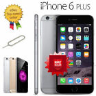 New& Sealed Box Factory Unlocked APPLE iPhone 6 Plus 16GB 64GB 128GB 1Yr Wty.