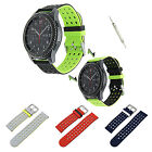 Silicone Rubber Watch Band Fashion Double Side Wearing Strap for Samsung Gear S3
