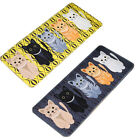 Cute Cartoon Cat Kitchen Door Mat Anti-slip Floor Rug Bathroom Carpet Doormat US
