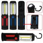 LED COB Magnetic Torch Flexible Inspection Lamp Cordless Work Light CA
