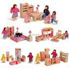 New Kids Children Simulation Bedroom Living Room Bathroom Kitchen N4U8