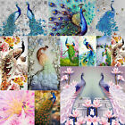 Внешний вид - 5D Peacock Series Diamond Painting Embroidery DIY Cross Stitch Rhinestone Craft