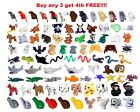 ☀️NEW Lego PICK YOUR ANIMAL Lot Friends Pets Farm Ranch Outdoor City Parts bulk