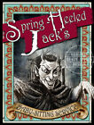 "SPRING HEELED JACK ""BABYSITTING"" SERVICE: VICTORIAN METAL SIGN :3 TO CHOOSE FROM"