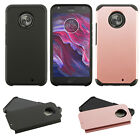 For Motorola Moto X 4th Gen. Astronoot Hybrid Rubber Case Phone Cover Accessory
