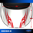 5104-H Hood Tribal Body Vinyl Graphics Decals CAR TRUCK High Quality EgraF-X