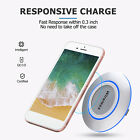 UFO Qi Wireless Charger Fast Charging Pad For amsung Note 8 S8+ iPhone X 8 Plus
