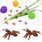 10X Plastic Ants Figure Jungle Insect Kids Toy Halloween Party Bag Filler New