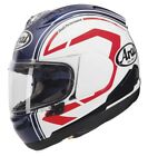 Arai Corsair-X Statement Full Face Motorcycle Helmet White Adult All Sizes