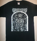 DISSECTION  Grief Prophecy T SHIRT Black Metal BEHERIT Small - XL FREE SHIPPING