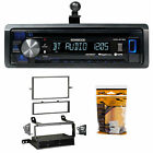 Kenwood CD Receiver w/Bluetooth iPod/iPhone For 2005-07 Nissan Frontier