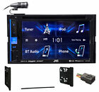 JVC DVD/CD Player Monitor w/Bluetooth/USB/iPhone/Android For 01-05 Ford Explorer