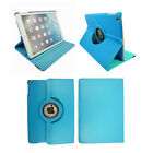 """New iPad 360 Rotating Stand Case Cover For 2017 iPad 5th Generation 9.7""""- Model"""