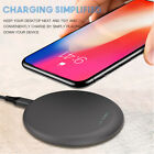 Qi QC3.0 Wireless Charger Fast Charging 10W For iPhone X/ 8 /8 Plus Samsung S8