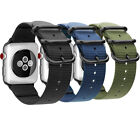 For iWatch Apple Watch Series 4 3  2  1 Watch Band Woven Nylon Sport Strap Bands