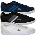 Mens Lacoste Comba Trainers In White From Get The Label