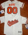 Baltimore Orioles MLB Kids 4 7 Replica Jersey add any name  Number