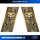 Punisher Skull Truck Bed Camo Graphic Decal Body High Quality EgraF-X Full Color