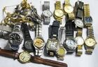 (P2) HUGE LOT OF TIMEX AND OTHER QUARTZ MEN'S WRIST WATCHES - GREAT VALUE