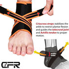 Foot Drop Orthotic Correction Ankle Support Brace Plantar Fasciitis Sport Wrap on eBay