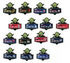 MLB Star Wars Pins Your Choice of most Teams Yoda New In Pkg Pin Disney Wincraft $7.0 USD