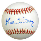 Bill Dickey Authentic Autographed Signed AL Baseball New York Yankees PSA/DNA