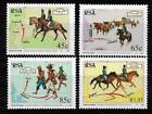 SOUTH AFRIKA RSA 1993 MILITARIA SOLDIERS MAP HORSES YV 825-8 MNH