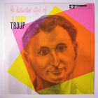 BOBBY TROUP: The Distinctive Style Of LP (deep groove original) Jazz