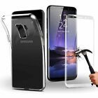 5D Case Friendly Tempered Glass Screen Protector For Samsung Galaxy S8 S9 Note 9 <br/> Premium Edge to Edge 3D Glass ✅ FAST &amp; FREE UK SHIPPING