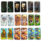 Vivid 3D Hard Phone Case Mutli Pattern Shell Skin Cover for iPhone 4G 4GS LOT