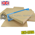 STRONG C4 A4 MAXIMUM SIZE ROYAL MAIL LARGE LETTER BOXES *EASY TO ASSEMBLE* FAST!