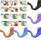 New 13 Colors Clay Toy Rubber Mud Intelligent Hand Gum Plasticine Slime N4U8